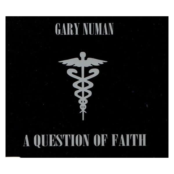 Buy Online Gary Numan - A Question Of Faith (Original Numa Records Release)
