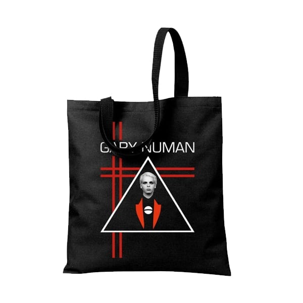 Buy Online Gary Numan - Classic Albums Tour Tote Bag