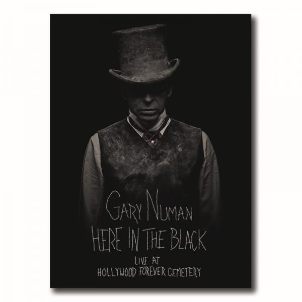 Buy Online Gary Numan - Here In The Black – Live At Hollywood Forever Cemetery