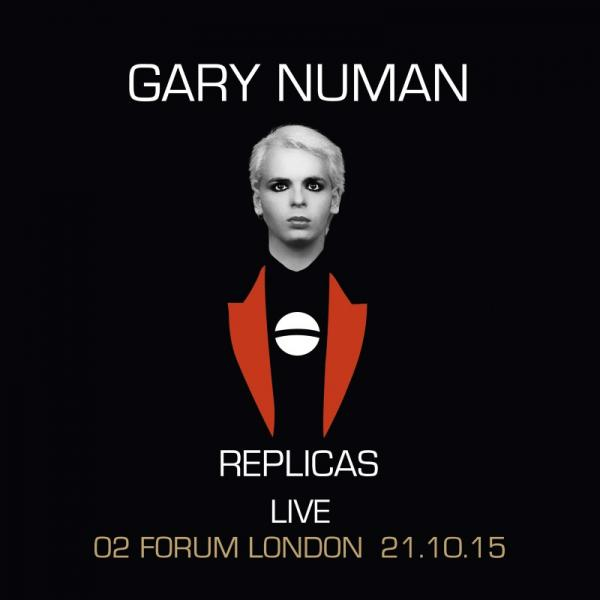 Gary numan official online store merch music downloads clothing replicas live at the forum picture disc signed double heavyweight lp 10399 m4hsunfo