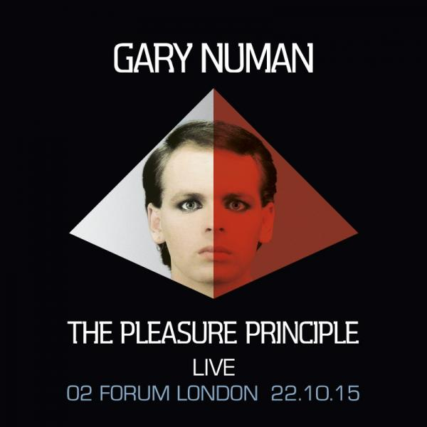 Buy Online Gary Numan - The Pleasure Principle - Live At The Forum (Picture Disc) (Signed)