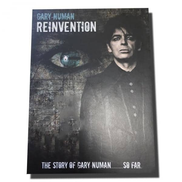 Buy Online Gary Numan - Reinvention - The Story Of Gary Numan... So Far DVD