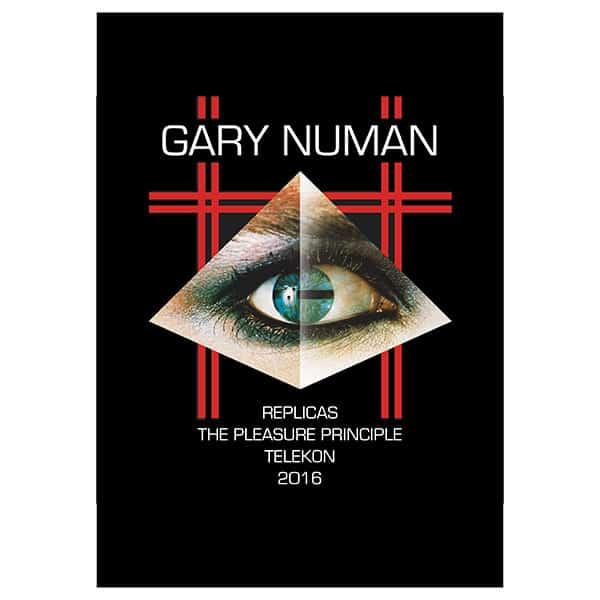 Buy Online Gary Numan - Tour Poster