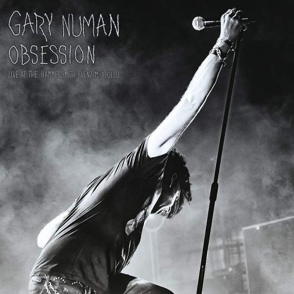Buy Online Gary Numan - Obsession - Live At The Hammersmith Eventim Apollo Photobook + Triple Vinyl