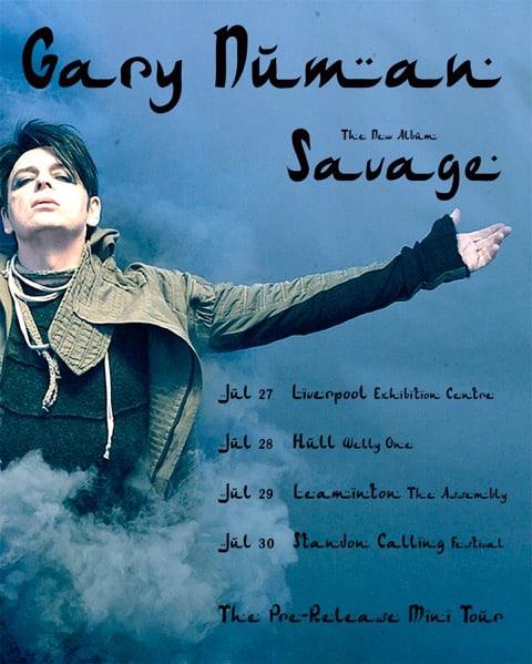 Savage. Pre-Release Mini Tour (July) Meet & Greet Experience