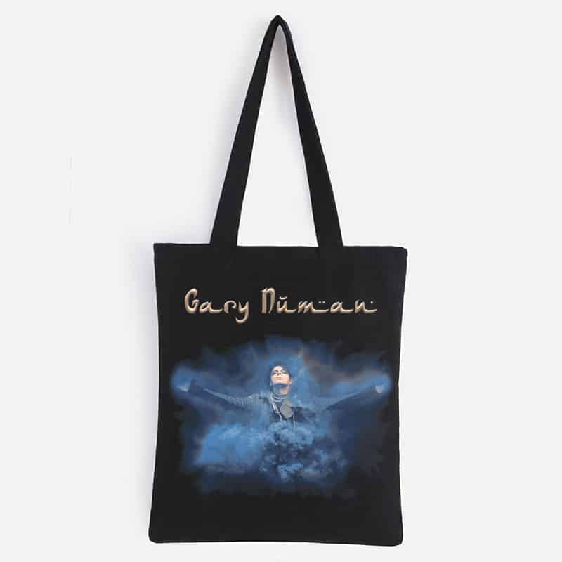 Buy Online Gary Numan - Savage Tote Bag 2017