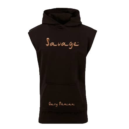 Buy Online Gary Numan - Sleeveless Hoody