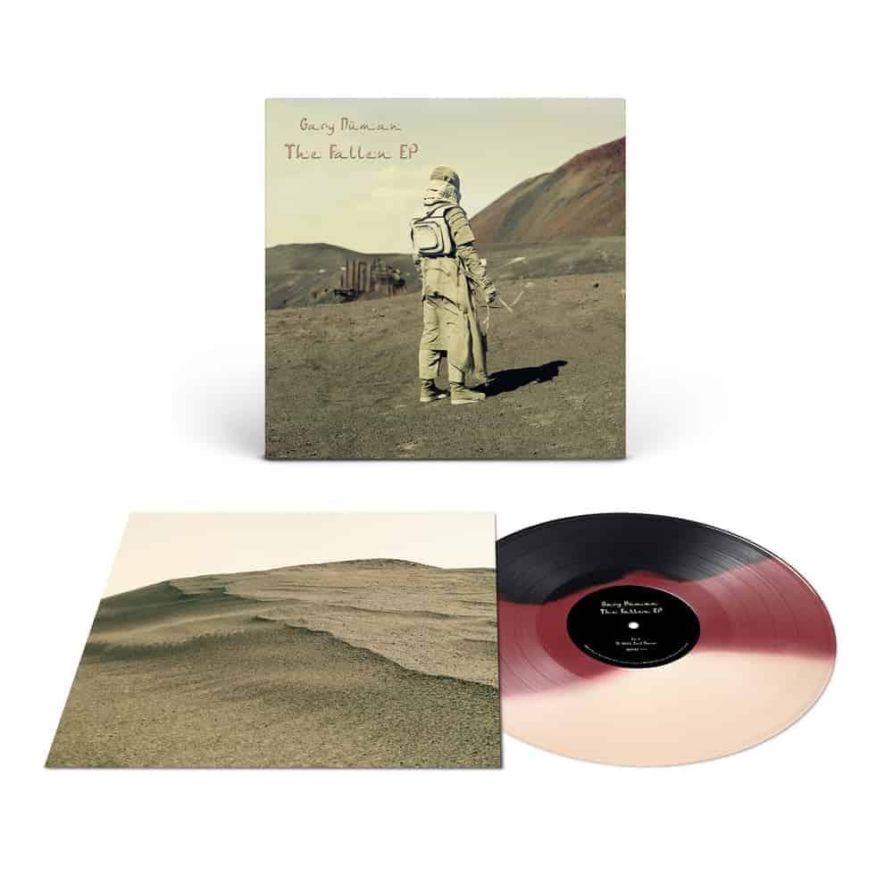 The Fallen Vinyl EP (Special Edition)