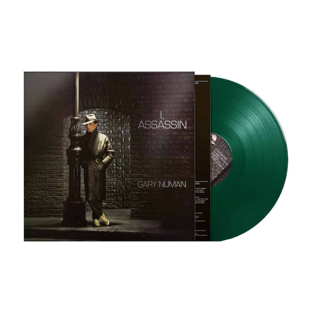Buy Online Gary Numan - I, Assassin Green