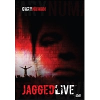 Buy Online Gary Numan - Jagged Live (DVD)