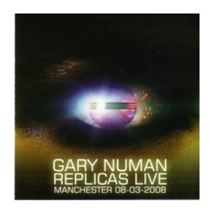 Buy Online Gary Numan - Replicas Live (Store Exclusive)