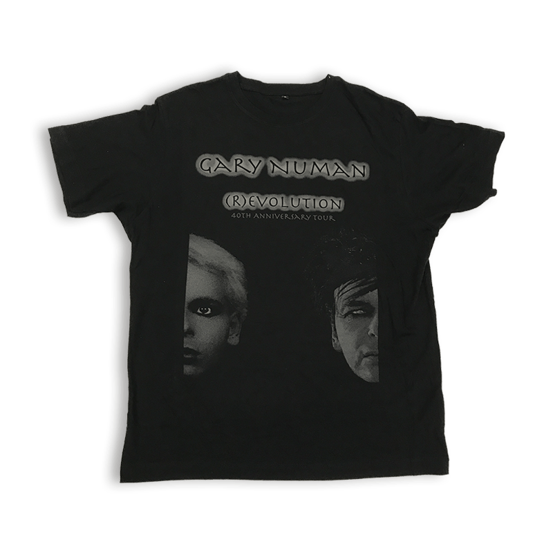 Buy Online Gary Numan - (R)evolution Tour T-Shirt