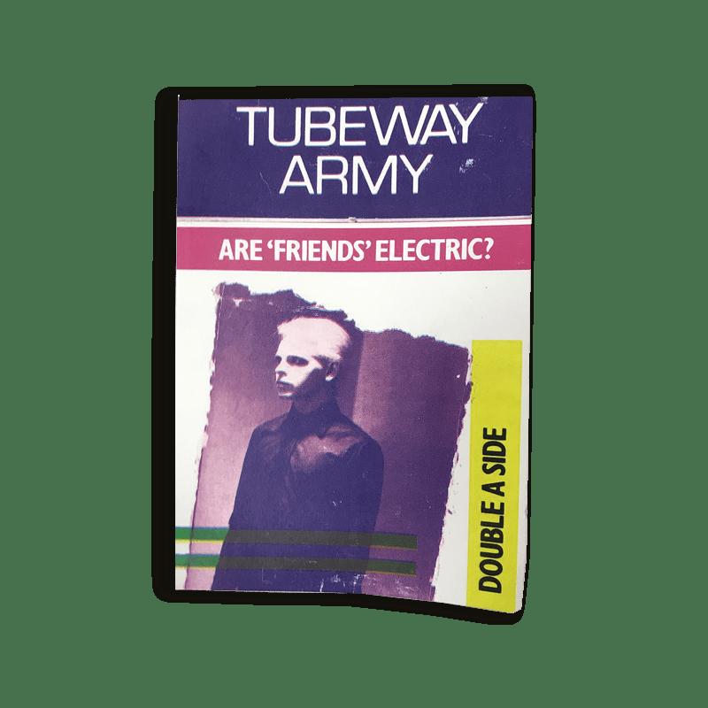 Buy Online Gary Numan - 40th Anniversary Tour Compendium