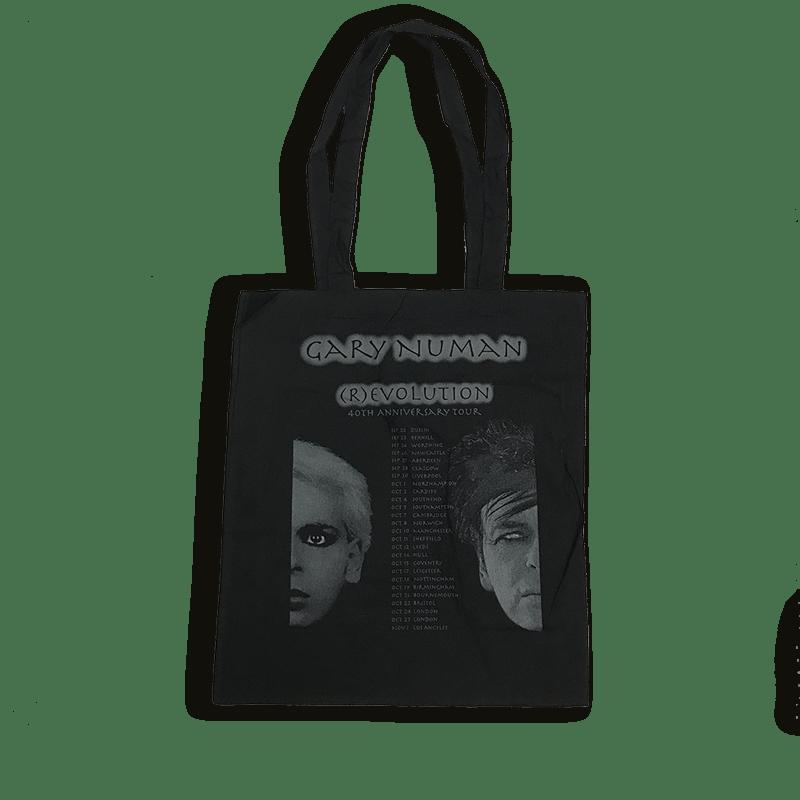 Buy Online Gary Numan - (R)evolution Tote Bag