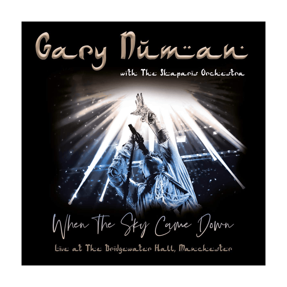 Buy Online Gary Numan - When The Sky Came Down (Live At The Bridgewater Hall, Manchester)