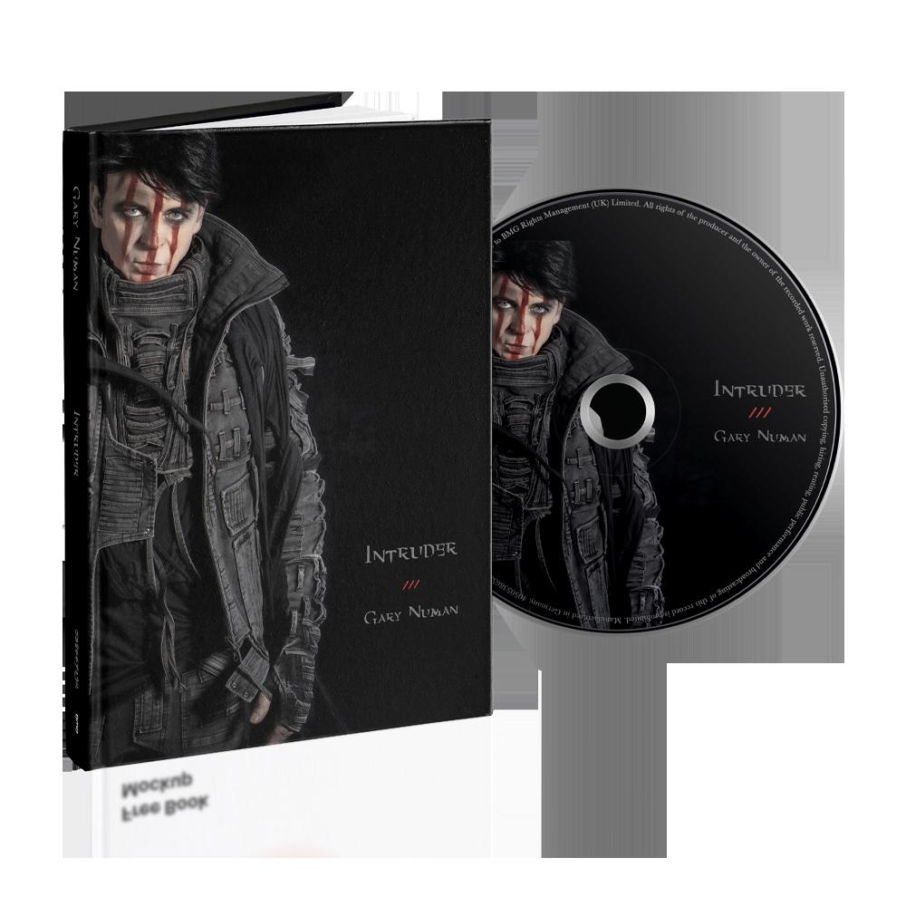 Buy Online Gary Numan - Intruder Deluxe CD