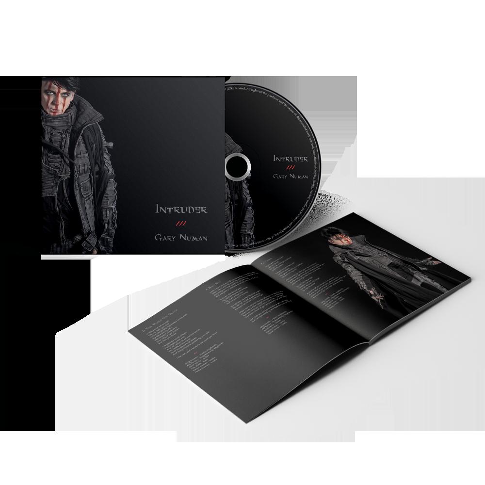 Buy Online Gary Numan - Intruder Standard CD