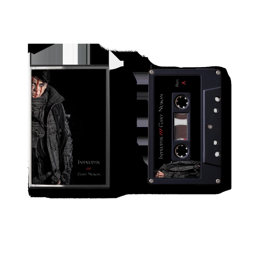 Buy Online Gary Numan - Intruder Cassette
