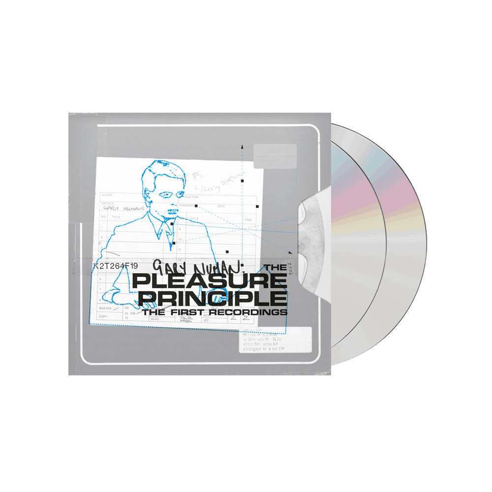 Buy Online Gary Numan - The Pleasure Principle – The First Recordings