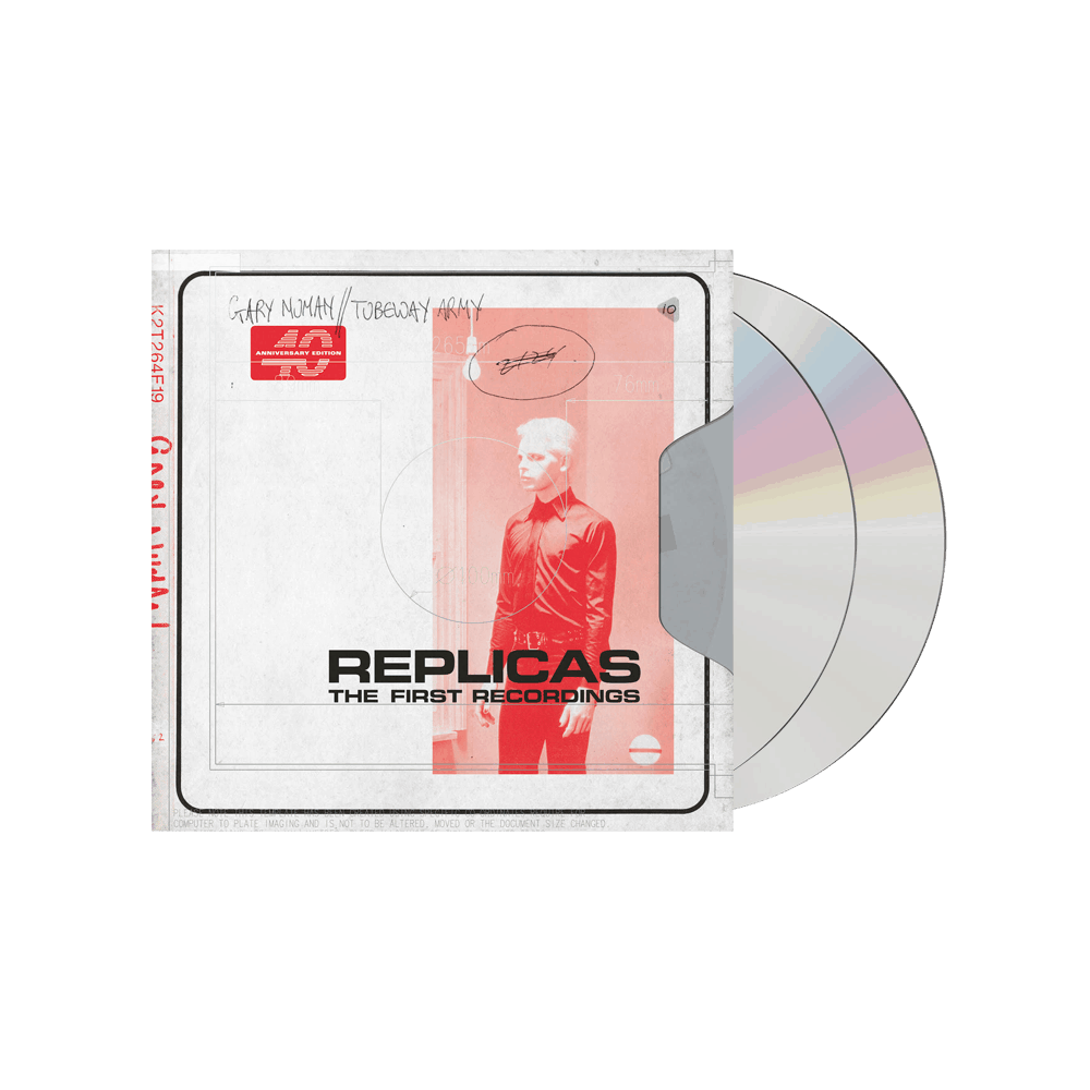 Buy Online Gary Numan - Replicas – The First Recordings
