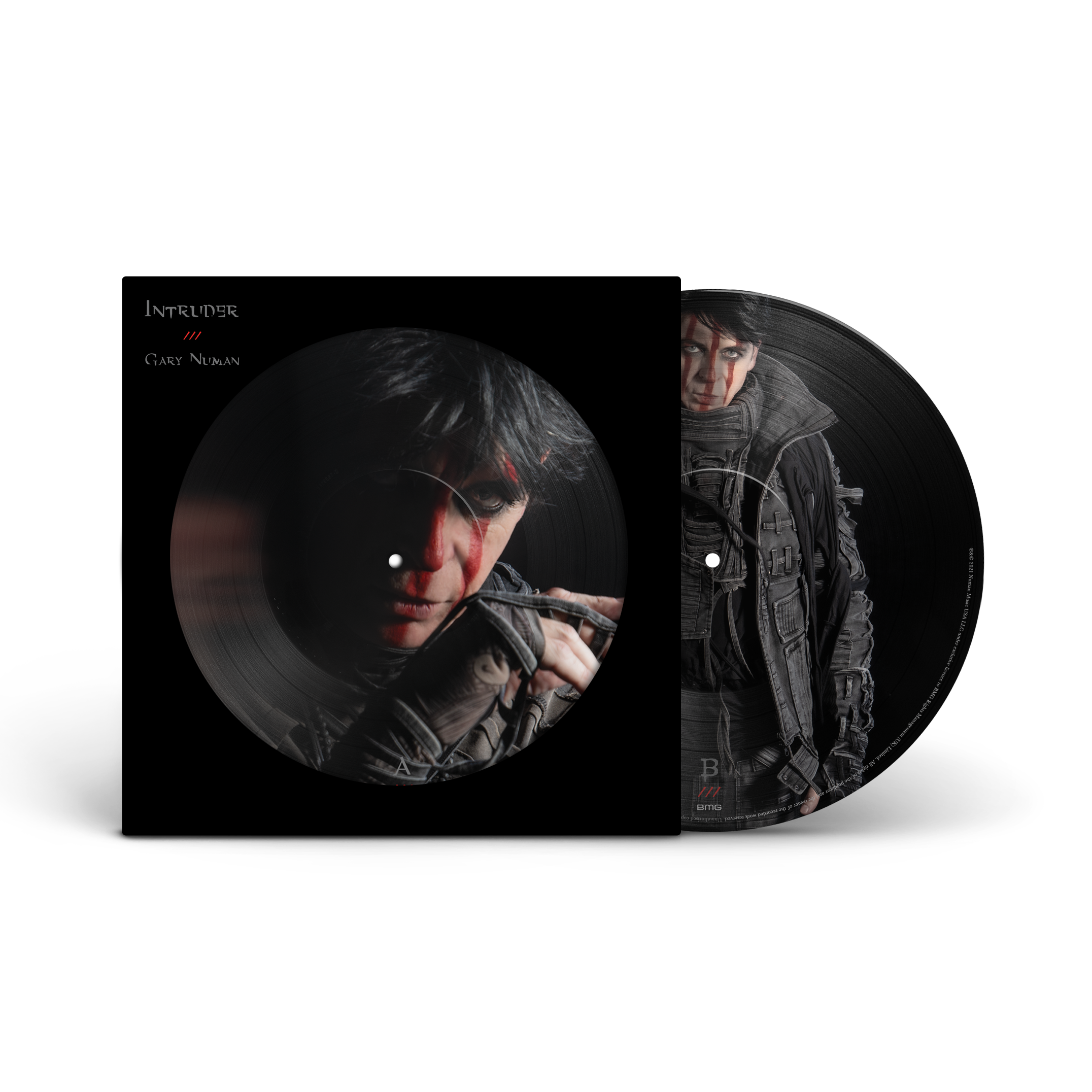 Intruder Double Picture Disc Vinyl