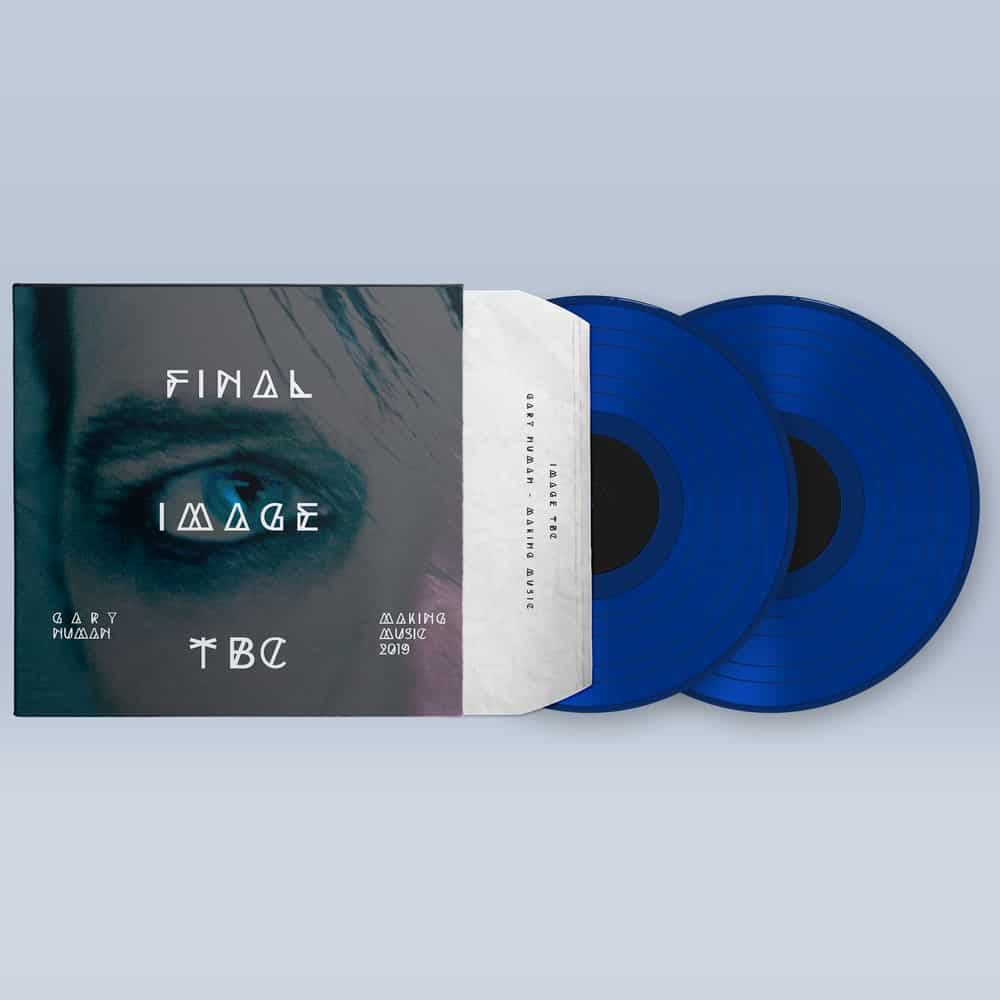 Buy Online Gary Numan - Coloured Double Vinyl