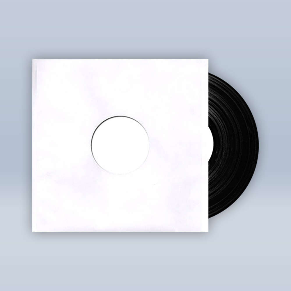 The Fury White Label Vinyl Test Pressing 12""
