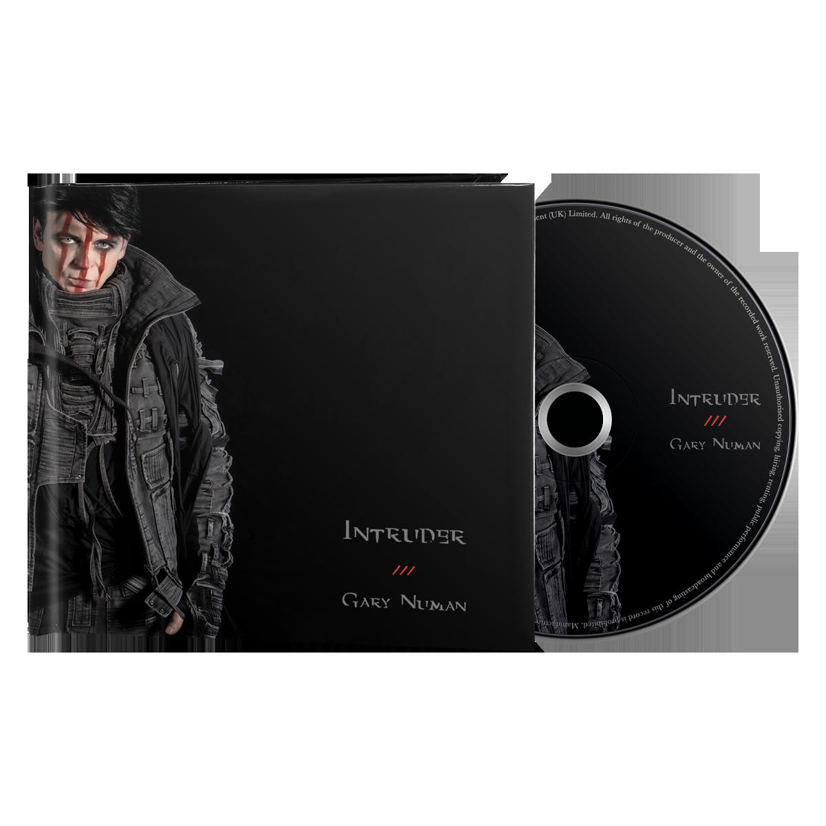 Intruder Deluxe CD