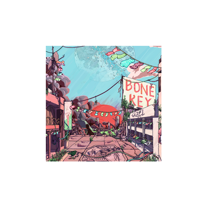Buy Online Gazel - Bone Key - EP - Digital