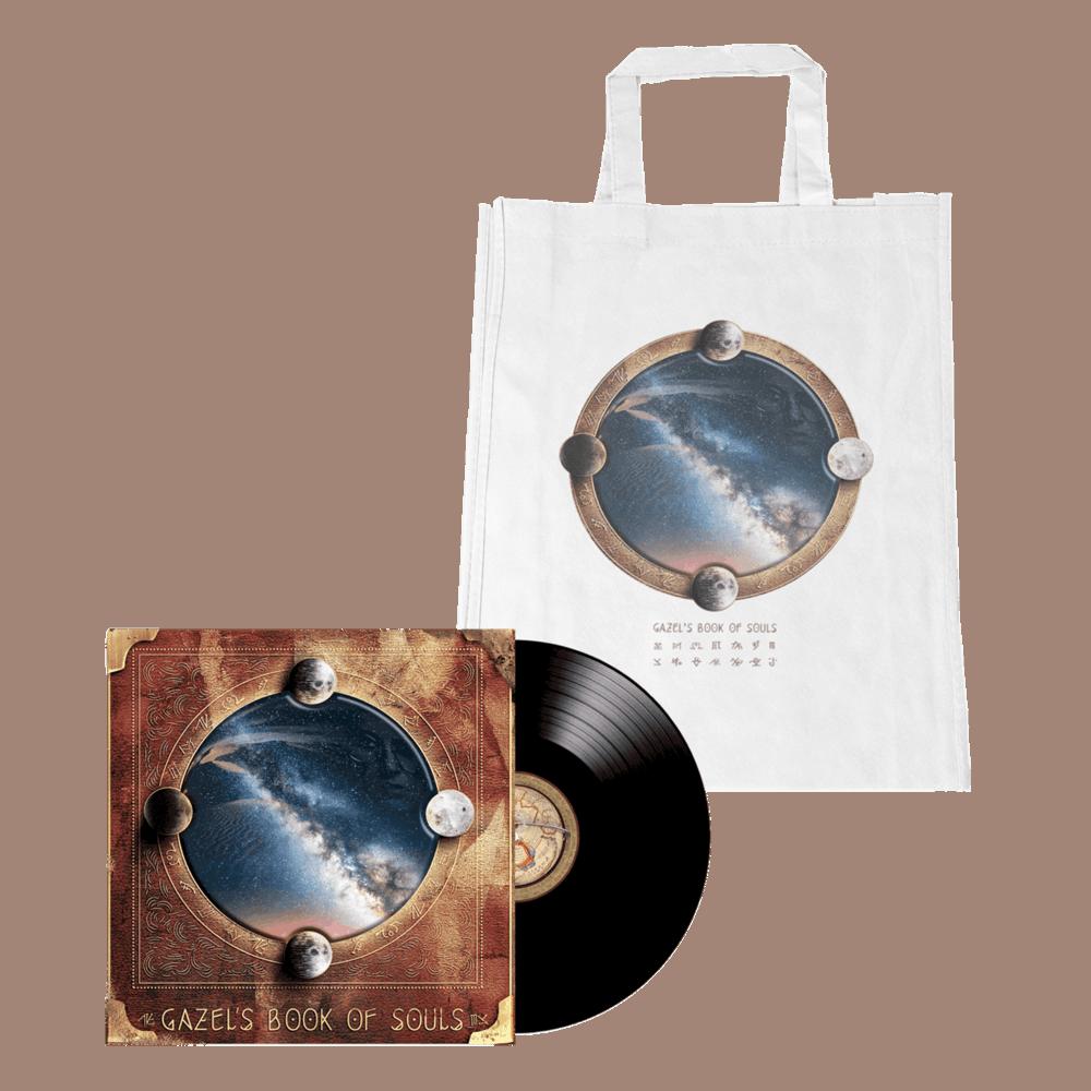 Buy Online Gazel - Gazel's Book of Souls Double Vinyl + Tote Bag