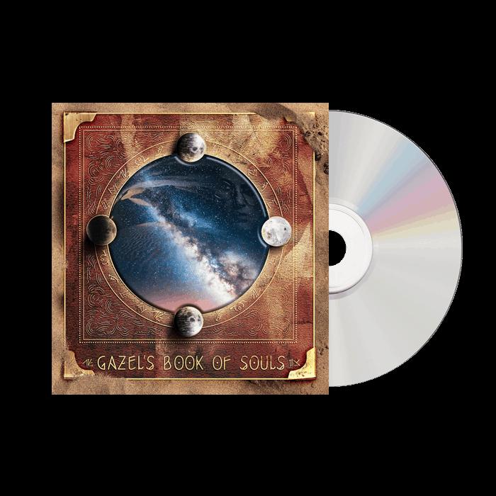 Buy Online Gazel - Gazel's Book of Souls  + Free EP CD