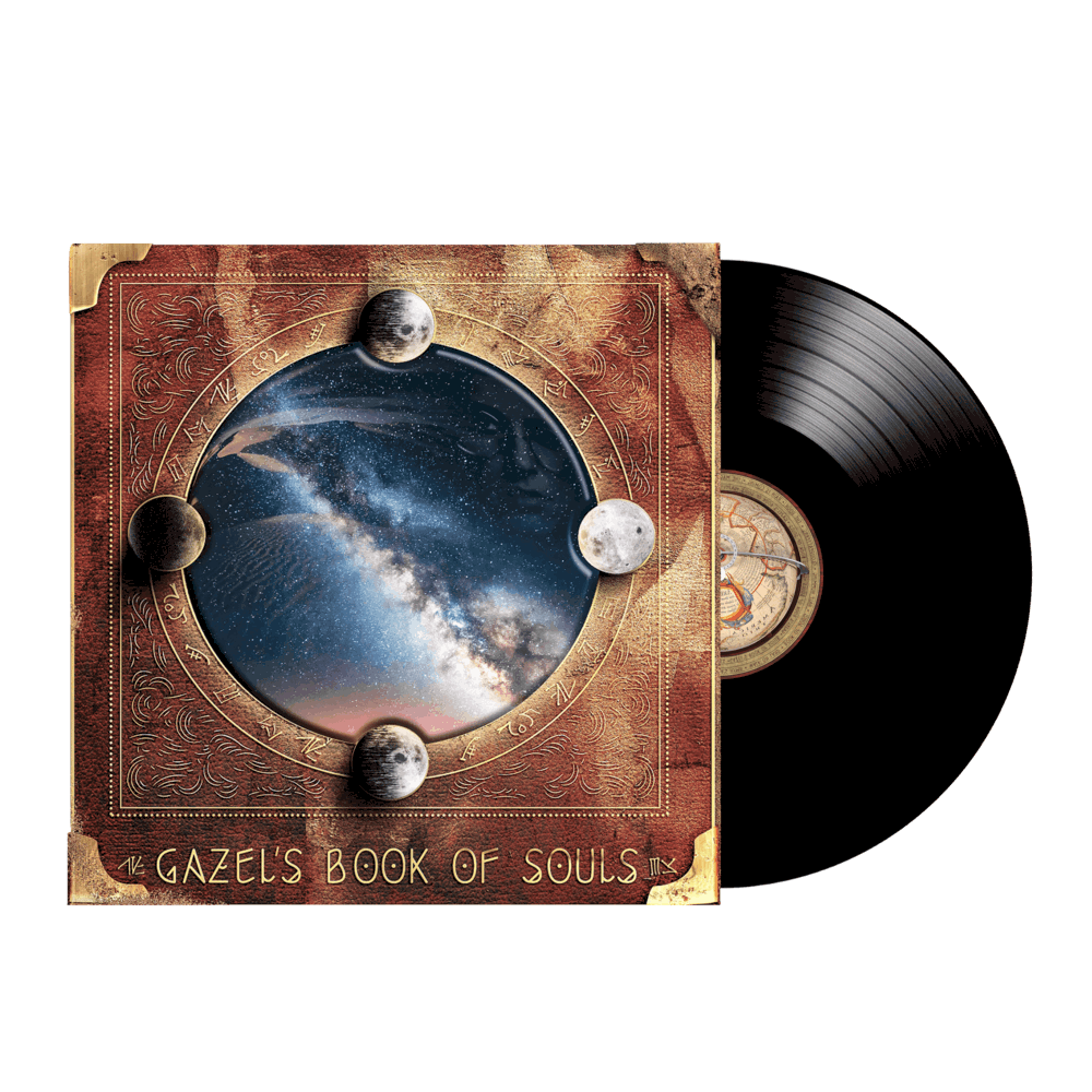 Buy Online Gazel - Gazel's Book of Souls  + Free EP CD
