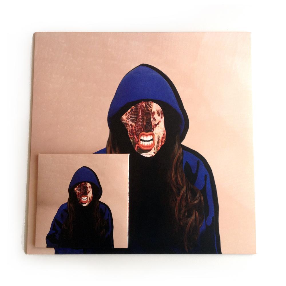 Buy Online Gazelle Twin - Unflesh CD + Vinyl Bundle