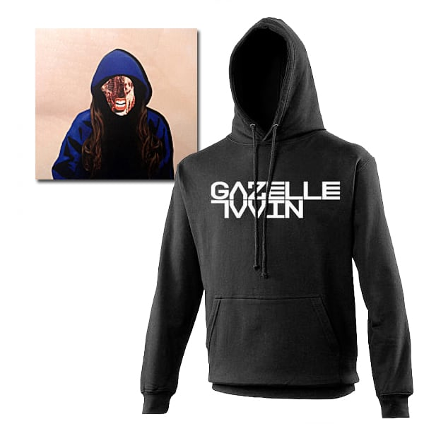 Buy Online Gazelle Twin - Black Hoodie & Unflesh LP Bundle