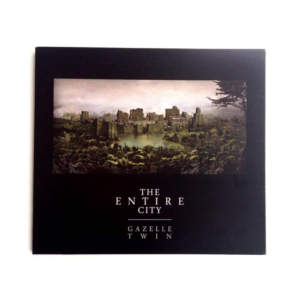 Buy Online Gazelle Twin - The Entire City (CD)
