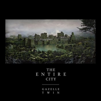 Buy Online Gazelle Twin - The Entire City (Vinyl)
