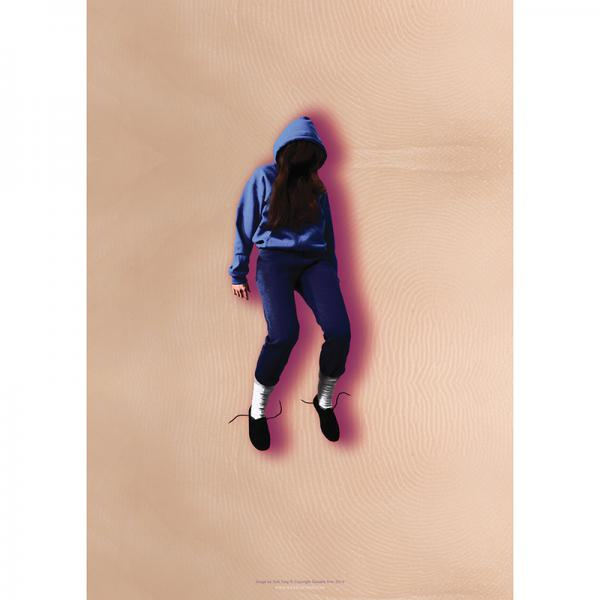 Buy Online Gazelle Twin - Anti Body Colour A3 Poster