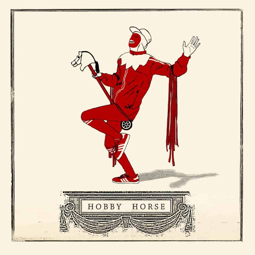 Buy Online Gazelle Twin - Hobby Horse Digital Single