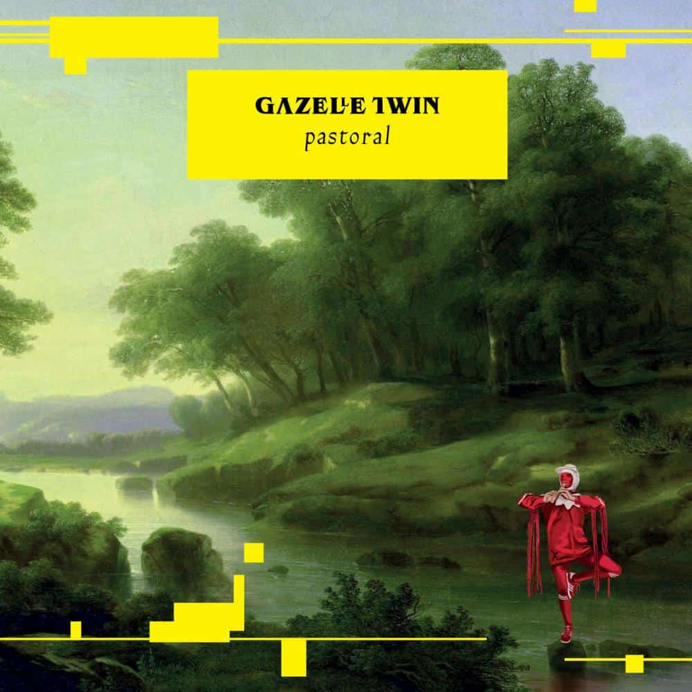 Buy Online Gazelle Twin - Pastoral (CD)
