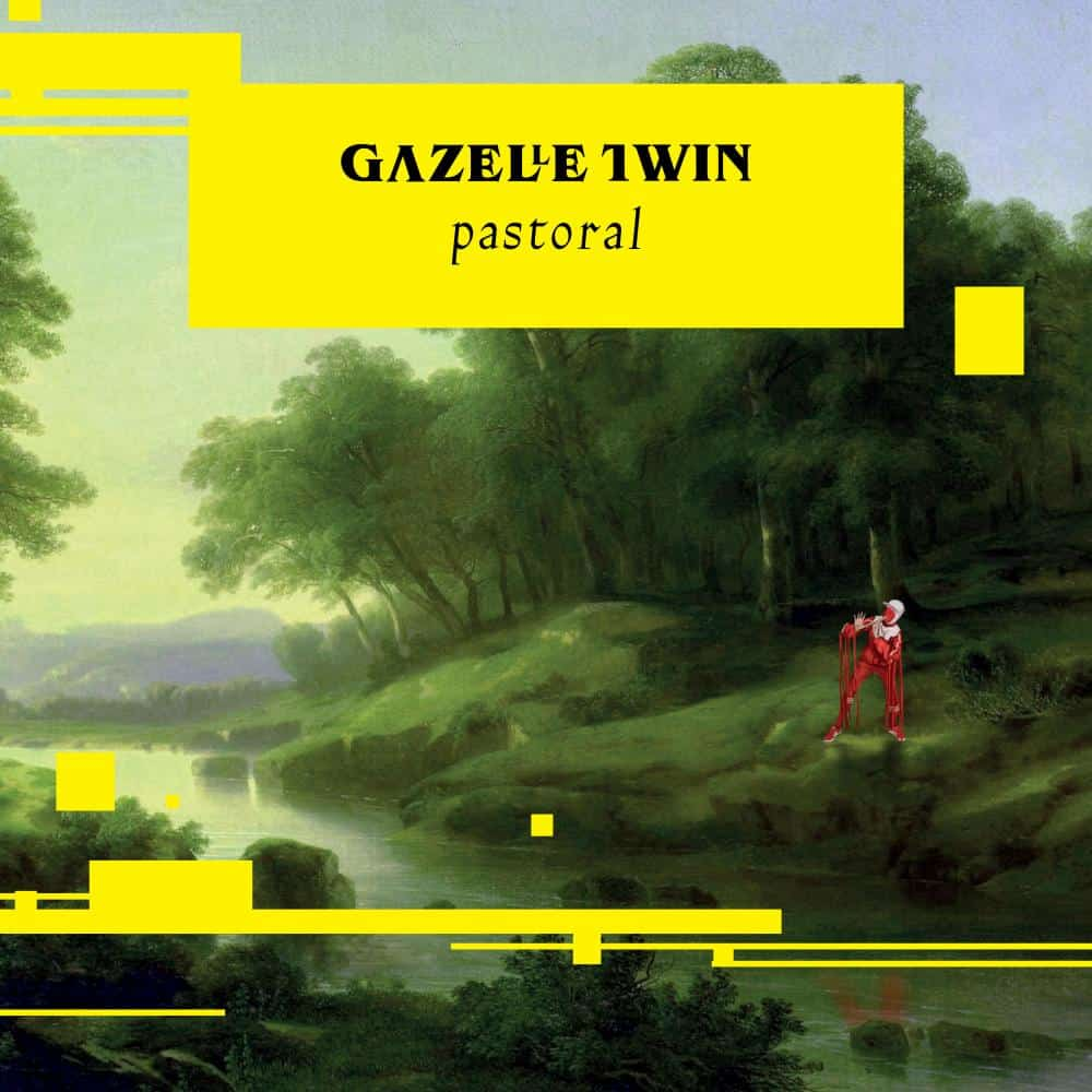 Buy Online Gazelle Twin - Pastoral Red Vinyl LP