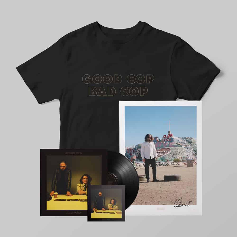 Buy Online Good Cop Bad Cop - Good Cop Bad Cop Deluxe Bundle (Signed by Joe Carnall)
