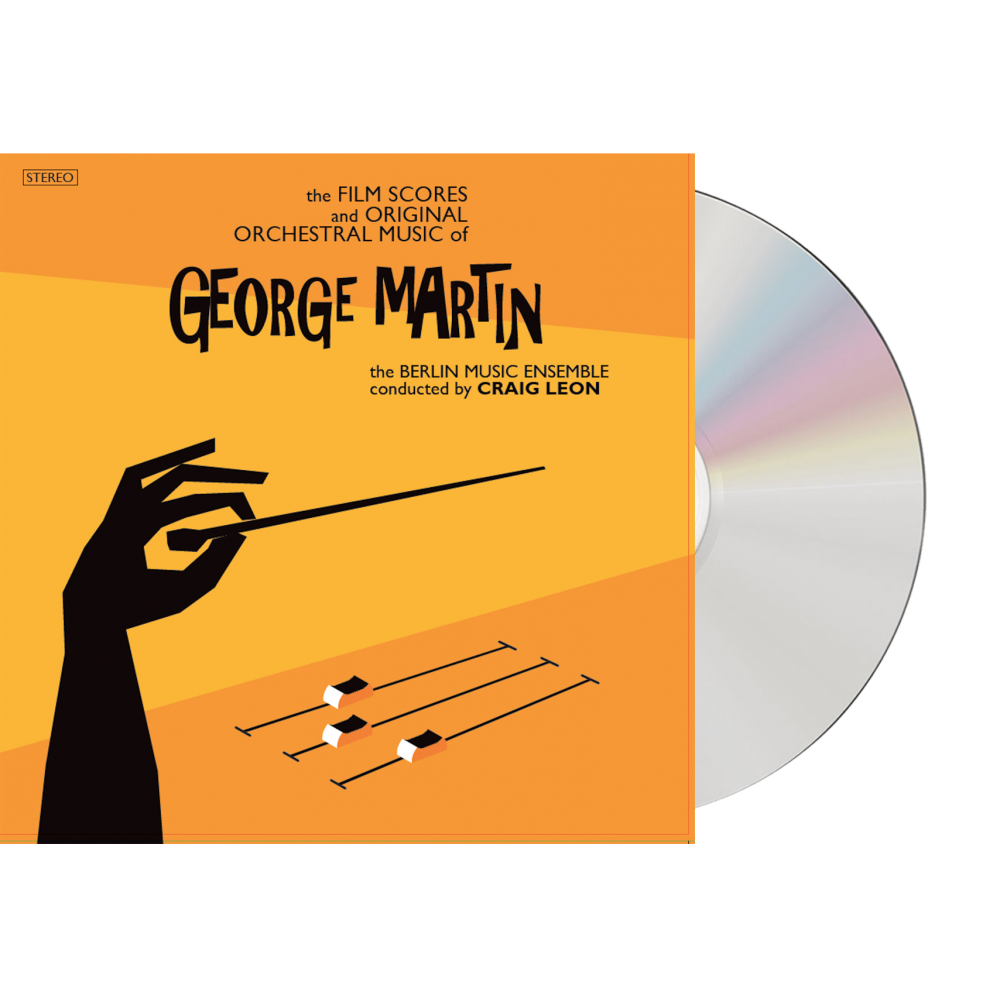 Buy Online George Martin - The Film Scores And Orchestral Music Of