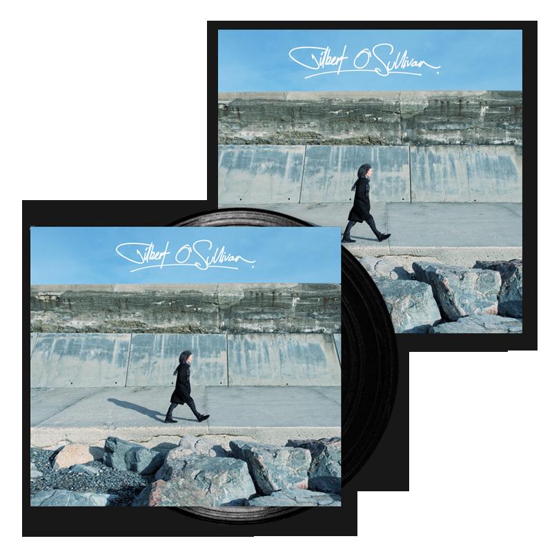 Buy Online Gilbert O'Sullivan - Gilbert O'Sullivan + Signed 12 x 12 Print