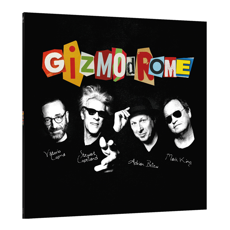 Buy Online Gizmodrome - Gizmodrome Heavyweight Vinyl LP (Gatefold Sleeve)