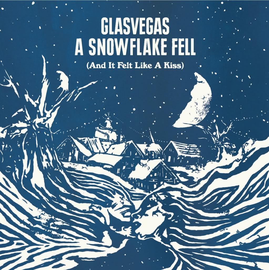 Buy Online Glasvegas - A Snowflake Fell (And It Felt Like A Kiss) EP