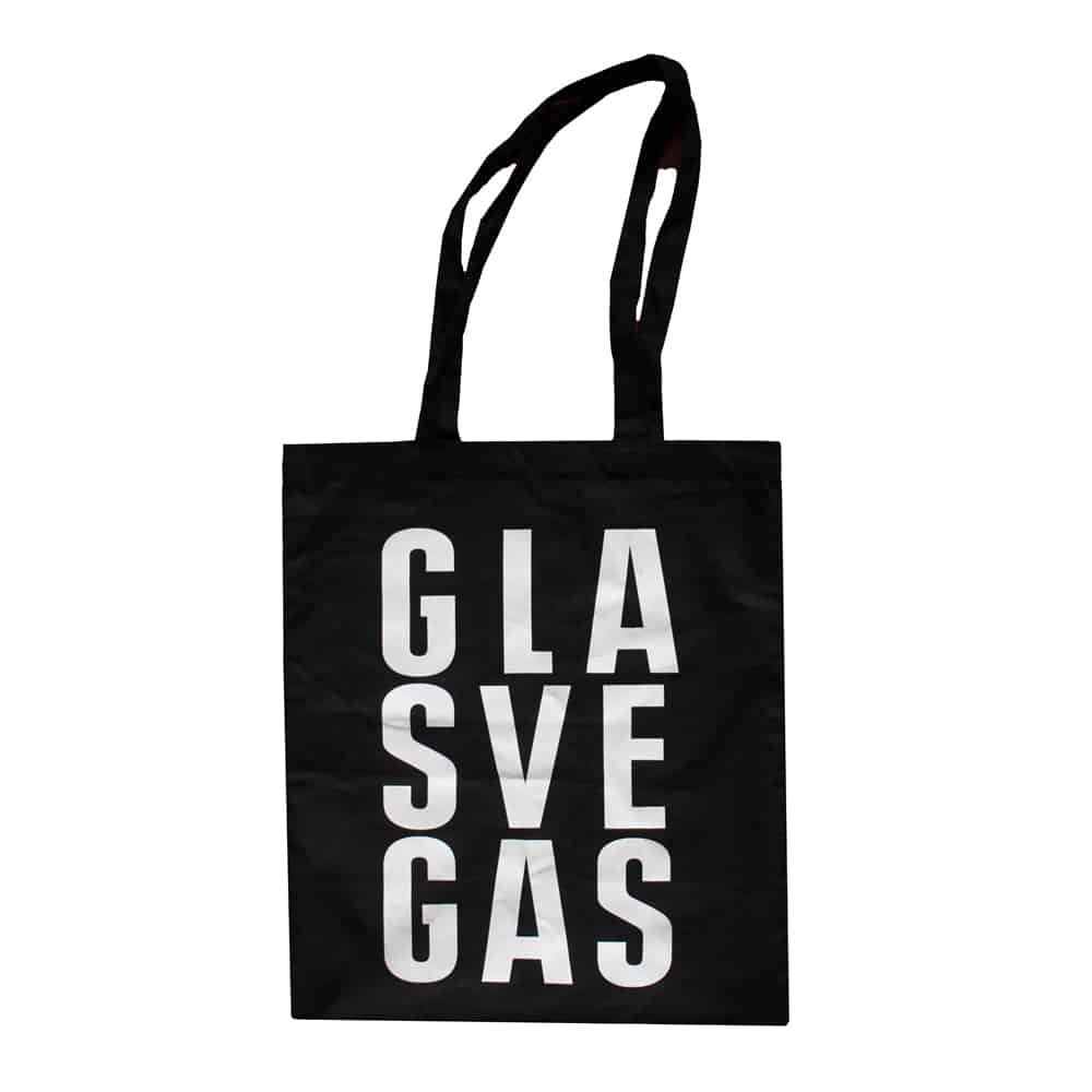 Buy Online Glasvegas - Stacked Tote Bag