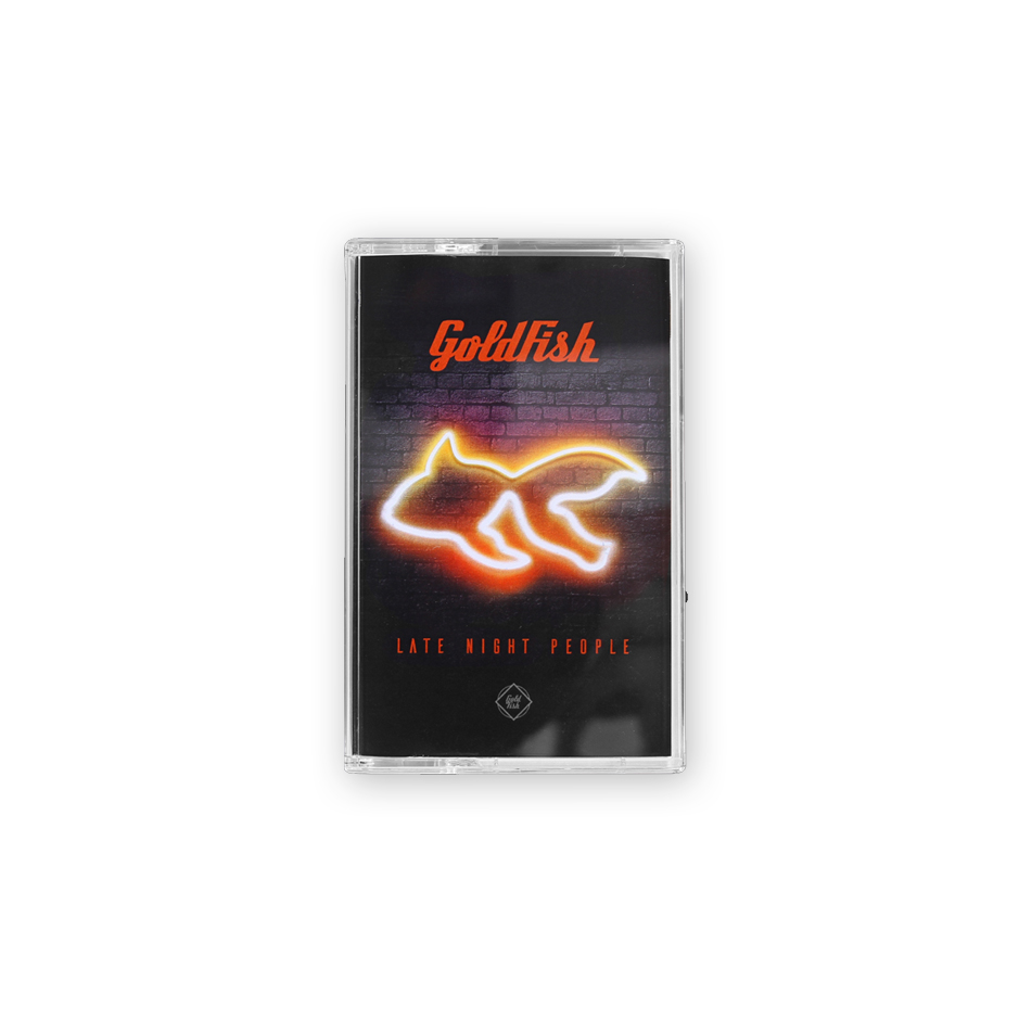 Buy Online GoldFish - Late Night People Cassette