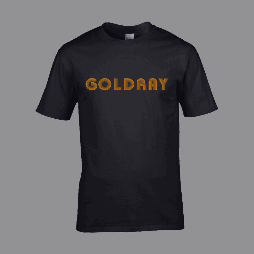 Buy Online Goldray - Goldray - Logo T-Shirt