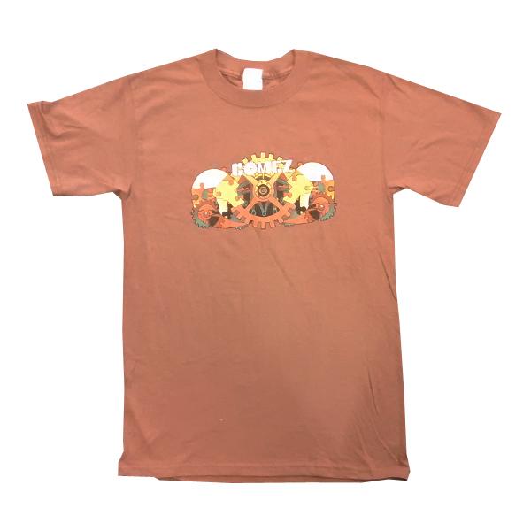 Buy Online Gomez - Tour '06 Chestnut T-Shirt