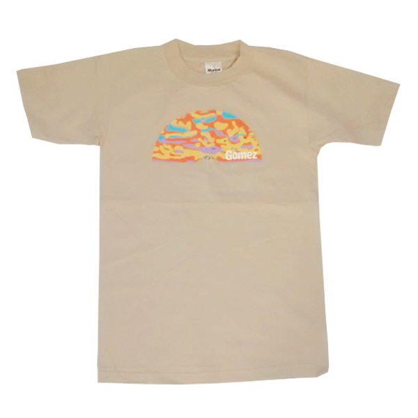 Buy Online Gomez - Sunset Tour 06 Beige T-Shirt
